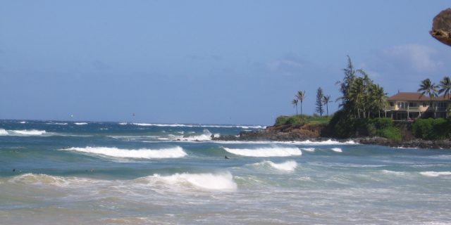 Paia beach